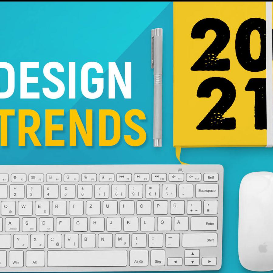 2021年,这10种网页设计流行趋势值得关注!
